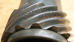 La influencia de la lubricación en los elementos de desgaste de maquinaria